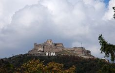 Deva Fortress Holiday Travel, Homeland, Devon, Hungary, Places To See, Monument Valley, Mount Rushmore, Mountains, Pictures