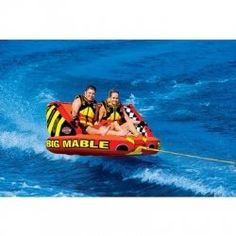 Towable tubes are inflated tubes ridden behind boats and are popular water toys. All that is required is a watercraft, a towable tube and some...