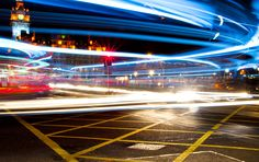 Speed of Edinburgh by Harrison Daniel on 500px