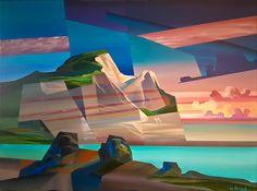 Moens klint by Eugene Melamed