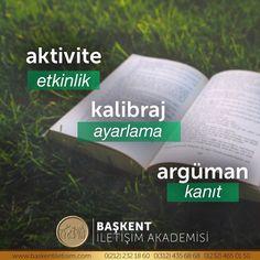⛱⠀ #TürkçesiVar⠀ aktivite ❌- etkinlik ✅⠀⠀⠀⠀⠀ kalibraj ❌- ayarlama ✅⠀⠀⠀⠀⠀ argüman ❌- kanıt ✅⠀⠀⠀⠀⠀ Learn Turkish, Foreign Languages, Karma, Funny Pictures, Science, Activities, Math, Learning, Special Education