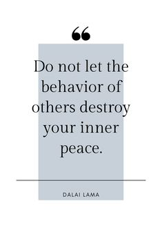 Here are 15 inspiring quotes to help bring inner peace. Peace Of Mind Quotes, Inner Peace Quotes, Quotes To Live By, Quotes About Peace, Feeling Free Quotes, Drama Free Quotes, Negative People Quotes, Positive Quotes, True Quotes