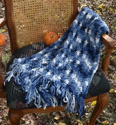 Crochet Neck Scarf, Soft, Warm, and Bulky White, Grey Blue, Navy  Blend, Unisex, Long With Fringe,  Winter Wear, Great Gift Idea! by VeeSwan on Etsy