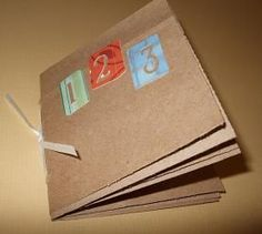 Kids' Bookmaking - simple books to make with your children