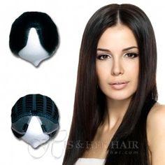 U-Shape Fall Silky Straight 100 Human Hair Extensions, Fall Hair, Human Hair Wigs, Virgin Hair, Hair Pieces, Braids, Shape, Color, Beauty