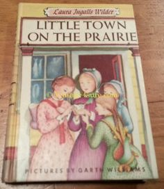 Little Town on the Prairie Lauran Ingalls Wilder by Vintage4sure, $20.00