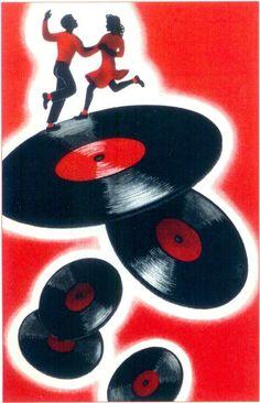 Search for customizable Vintage posters & photo prints from Zazzle. Vinyl Music, Vinyl Art, Vinyl Records, Vinyl Poster, Lps, Stoner Rock, Mode Disco, Rockabilly, Music Machine