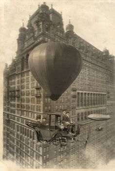 personal airship