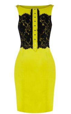 Cheap Replica Designer Clothes Karen Millen Hard lace Dress