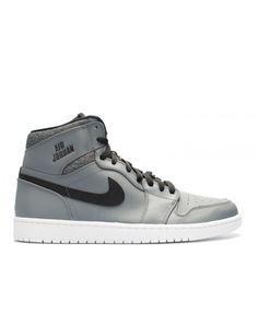 4b6f6de498c906 Air Jordan 1 Retro High Rare Air Cool Grey White Black White 332550 014