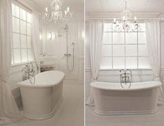 Olá gente !! Uma das minhas paixões/sonho de consumo é a banheira estilo vitoriana. Essa banheira cujo nome já diz tudo, remete à era vitoriana - meados do século XIX. Apesar de não serem grandes c...