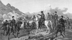 El general Zacarias Taylor avanzó con sus tropas hacia el río Bravo, territorio…