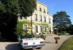 Le château des Charmes à Guéreins : un lieu de réception unique pour tout type d'événement