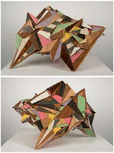 Aaron Moran #art #sculpture