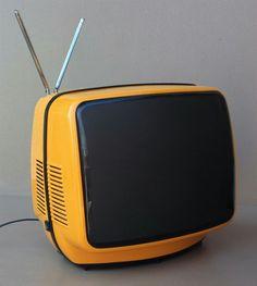 ? 44601 Portable Tv, Cute Good Night, Vintage Tv, Old Tv, Retro, Product Design, Clocks, Gadgets, Appliances