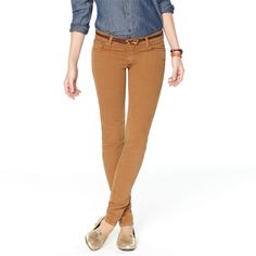 FOSSIL® Clothing Denim:Women Super Skinny Denim WC3212
