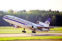American Trans Air L-1011 TriStar 50; N192AT@ZRH;07.10.1995 | Flickr - Photo Sharing!
