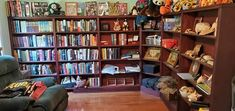 Steven King, Bookcase, Shelves, Home Decor, Shelving, Decoration Home, Room Decor, Book Shelves, Shelving Units