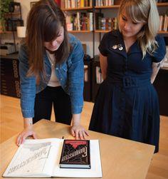 Best Job Ever: Typographer  Illustrator Extraordinaire Jessica Hische