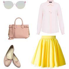 summer time in April Dress Skirt, Skater Skirt, Summer Time, Shoe Bag, My Style, Skirts, Collection, Shopping, Dresses