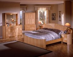 Here is Classic Unfinished Wood Bedroom Furniture Design and Decor Ideas Photo Collections at Classic Bedroom Catalogue. More Picture Design Unfinished Wood Bedroom Furniture can you found at her Master Bedroom Set, Wood Bedroom Sets, Wooden Bedroom, Kids Bedroom, Bedroom Ideas, Bedroom Decor, Bedroom Colors, Bedroom Wall, Wall Decor