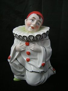 1000 images about pierrot pierrette on pinterest half dolls clowns and ebay. Black Bedroom Furniture Sets. Home Design Ideas