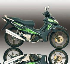 Kawasaki Kaze ZX 130 VR