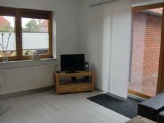 Ferienhaus Silbermöwe - Wohnzimmer -
