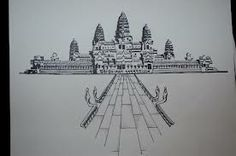 angkor wat tattoo - Google Search