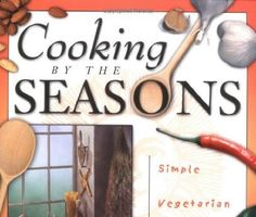 A review of the cookbook Cooking By The Seasons by Karri Ann Allrich. Includes recipe for Roasted Ginger Sweet Potatoes. A nutty gingery confection of sweet potatoes that will enhance any of your favorite cold weather foods.