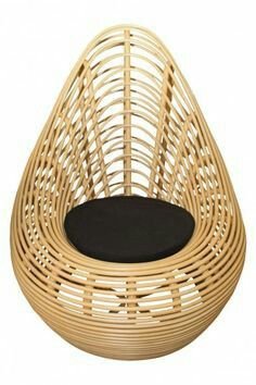 Rattan Chair   Want