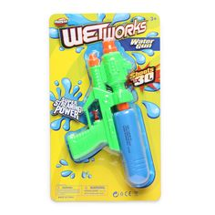 $2 Wet Works Super Water Gun