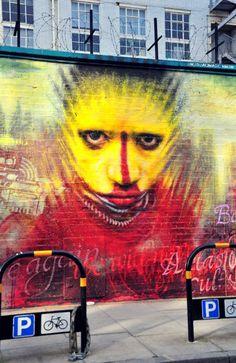 Dale Grimshaw, London