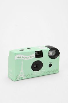 [Urban Outfitters Wish You Were Here Disposable Camera] #office #products $12