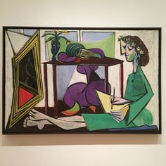 Marvelous Afternoon at MOMA | The English Room