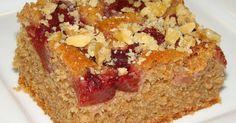 Baking Recipes, Snack Recipes, Snacks, No Bake Desserts, Healthy Desserts, Delicious Deserts, Hungarian Recipes, Naan, No Bake Cake