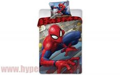 Detské bavlnené obliečky Spiderman 140x200 Duvet Cover Sizes, Quilt Cover Sets, Duvet Covers, Spiderman, Single Quilt, Single Duvet Cover, Duvet Cover Design, Marvel, Emblem