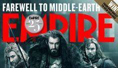 Empire Magazine's Farewell to Middle-earth Issue - #TheHobbit #BOTFA