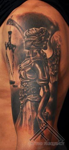 #greek #goddess #themis #femida ... done in 1 session.