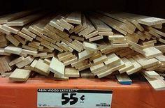 Crea separadores personalizados para tus gavetas colocando listones de madera económicos: | 51 soluciones creativas que revolucionarán cómo almacenas tus cosas y te ampliarán tus horizontes