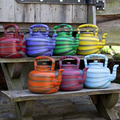 Kettle watering cans