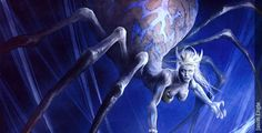 Drider - Seres Mitológicos y Fantásticos