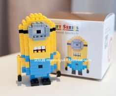 Diamond Block Nano Block Despicable Me 2 Mini Lego Toys loz Entertainmental A | eBay