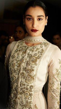 Sabyasachi - India Couture Week 2014 #Indian Fashion
