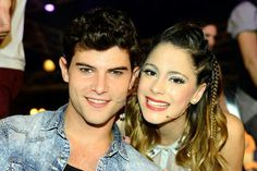Backstage capítulo final I LOVE TINI STOESSEL AND DIEGO DOMIGUEZ