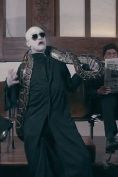 This 'Harry Potter' Parody Of 'Uptown Funk' Is Everyone's New Patronus- The Dark Lord Will Funk You Up!