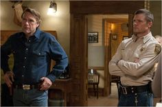 Longmire : Photo de Bailey Chase et Robert Taylor (II) 88 sur 115 ...