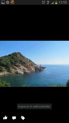 Sardinien a island in Italy