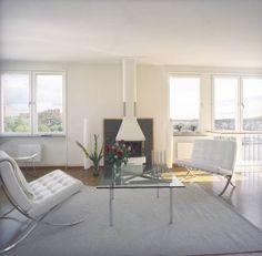 Natural White Living Room