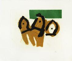 Robert Motherwell, 'Sirens II,' 1988, Jim Kempner Fine Art  https://www.artsy.net/artist/robert-motherwell
